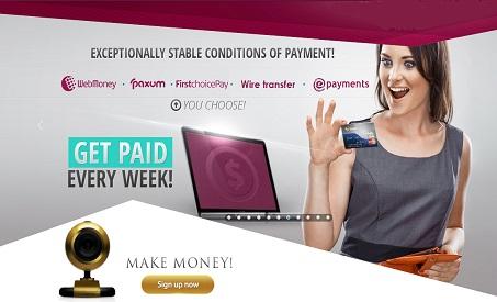 WebcamModelAgency.net